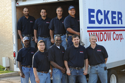 Ecker Window Maintenance & Window Service Program